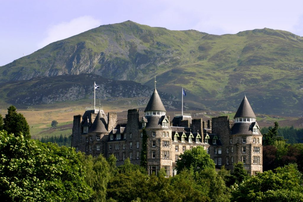Atholl Palace Hotel - Castle Collection