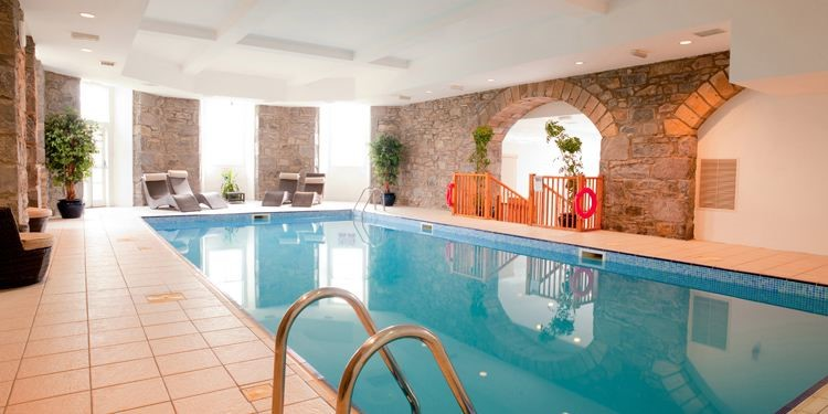 Atholl Palace Hotel Swimming Pool - The Castle Collection