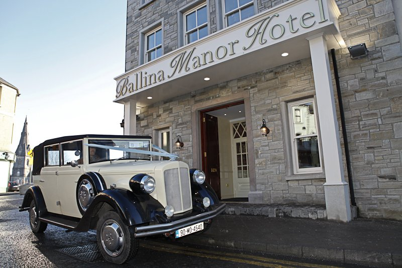 Ballina Manor Hotel from the Castle Collection