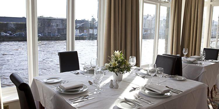 Ballina Manor Hotel Restaurant