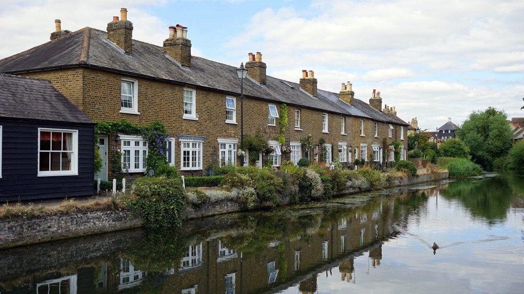 River Lea Hertfordshire