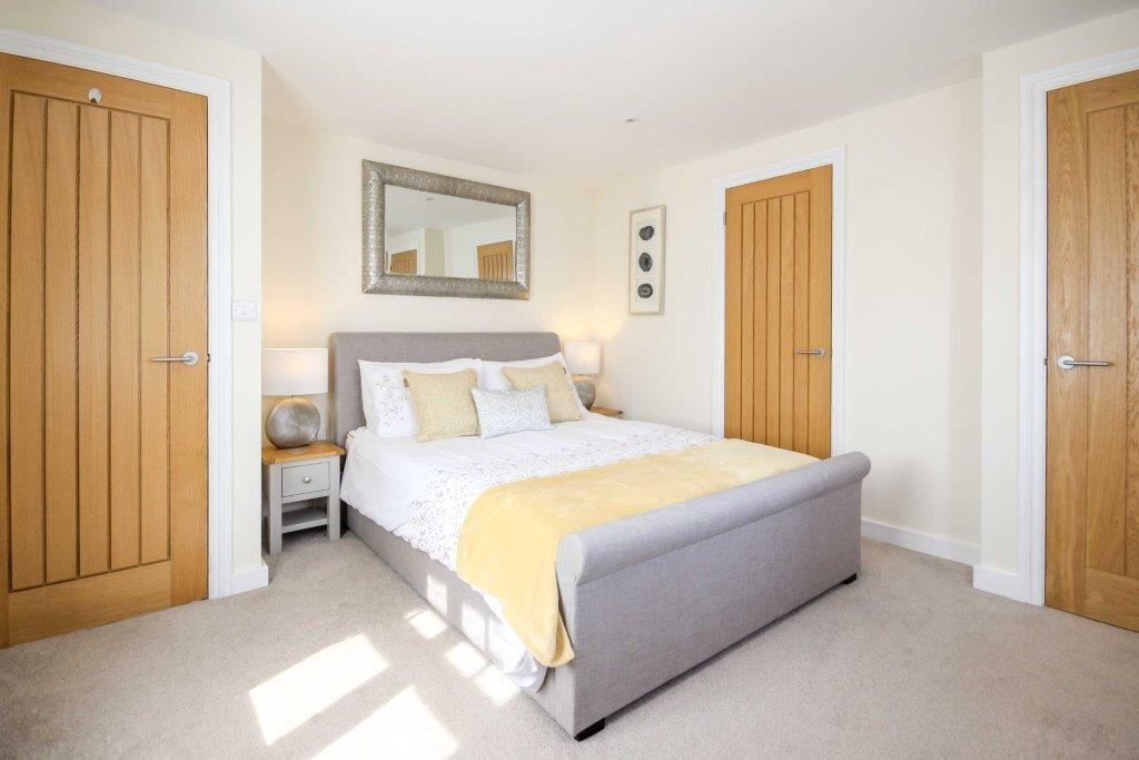 Hope Cottage Master Bedroom
