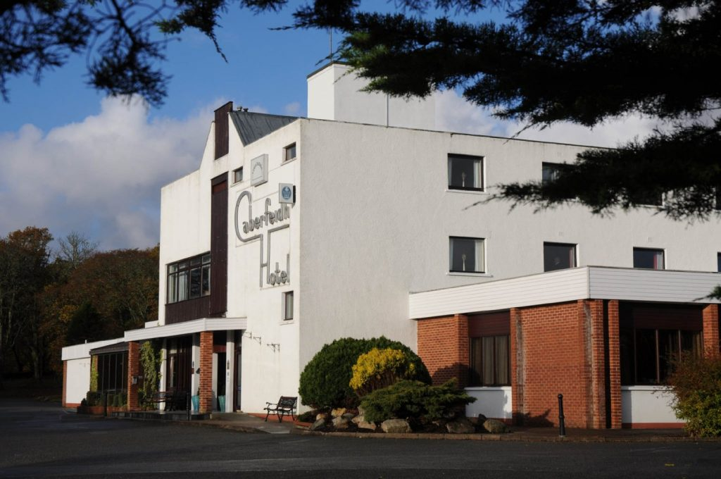 Cala Hotels Cabarfeidh Hotel Stornoway