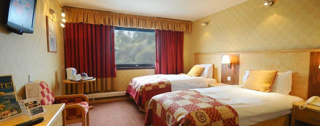 Cabarfeidh Bedroom Stornoway