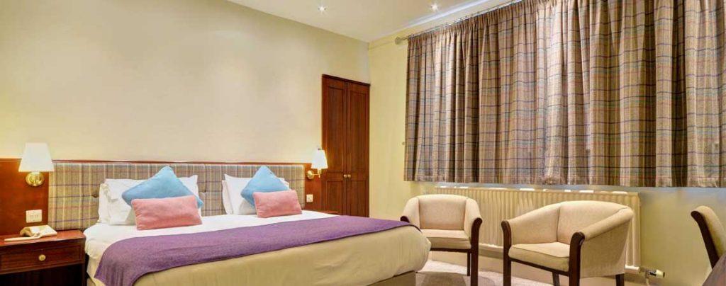 Caladh Inn Bedroom