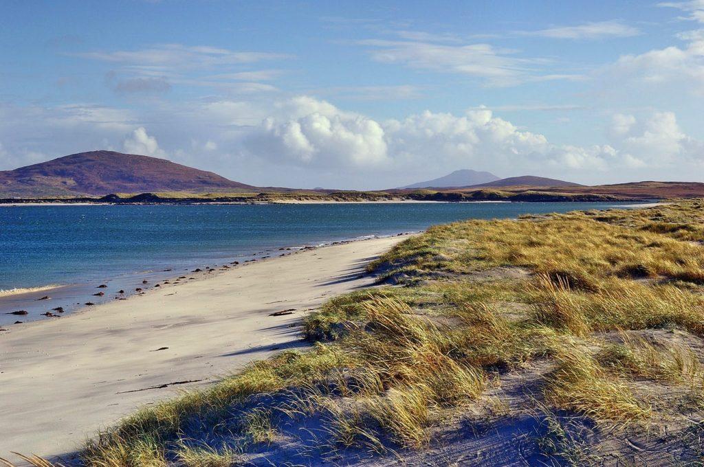 Scotland Hebrides Cala Hotels Location