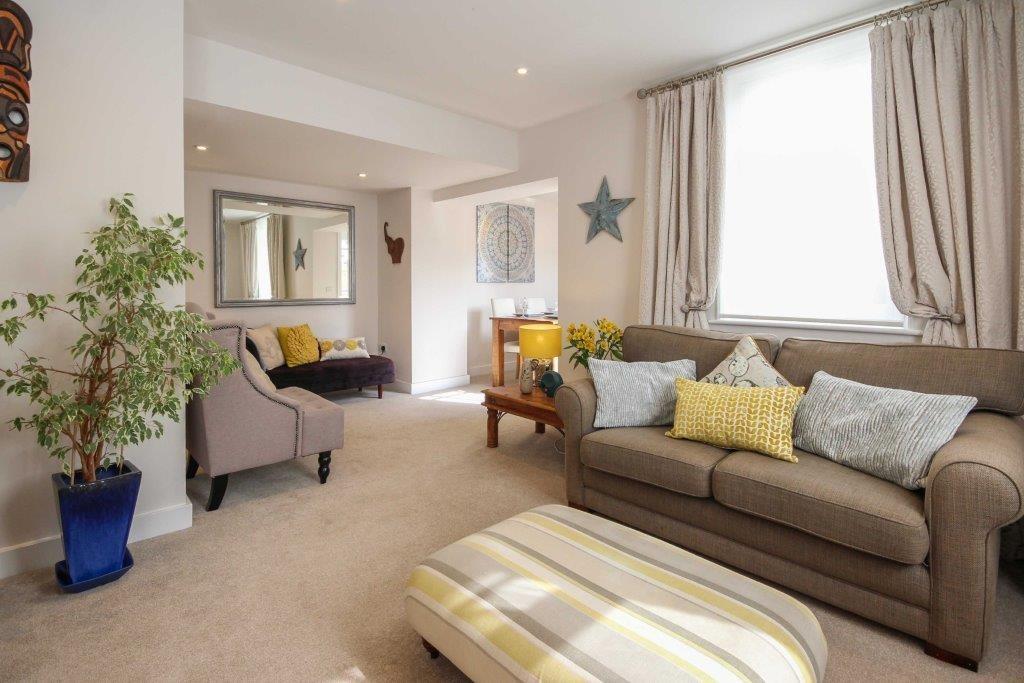 Hope Cottage Living Room, Kent