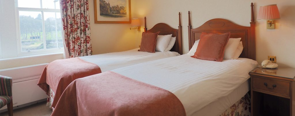 Royal Hotel Bedroom