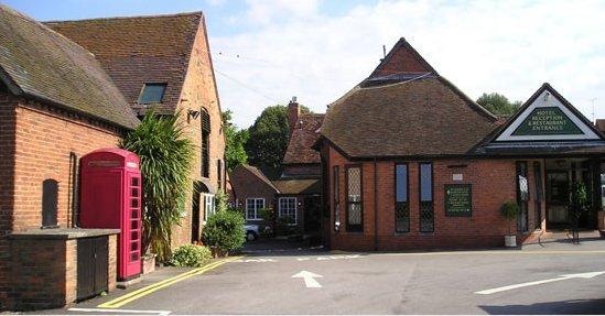 Vine Hotels Charlecote Pheasant Hotel Exterior